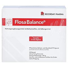 Flosa Balance Granulat Beutel 90x5.5 Gramm - Oberseite