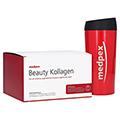 medpex Beauty Kollagen + gratis medpex Kaffeebecher 28 Stück