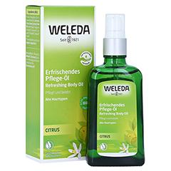 WELEDA Citrus erfrischendes Pflege-Öl 100 Milliliter