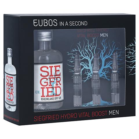 EUBOS IN A SECOND Siegfried Hydro Vital Men Set 3x2 Milliliter