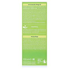 WELEDA Citrus erfrischendes Pflege-Öl 100 Milliliter - Rückseite