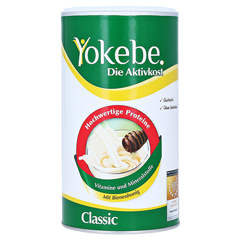 YOKEBE Classic NF Pulver 500 Gramm