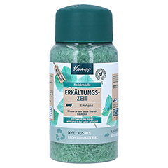 KNEIPP Badekristalle Erkältungszeit Eukalyptus 600 Gramm