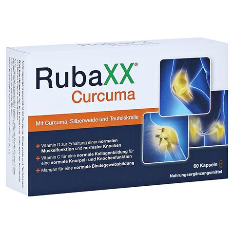 RUBAXX Curcuma Kapseln 60 Stück