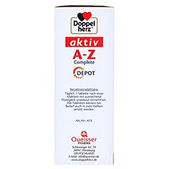 Doppelherz aktiv A-Z Depot Langzeit-Vitamine 40 Stück - Linke Seite