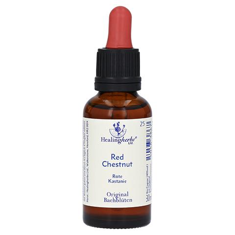 BACHBLÜTEN Red Chestnut Healing Herbs Tropfen 30 Milliliter