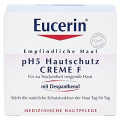EUCERIN pH5 Intensiv Creme F 75 Milliliter - Vorderseite
