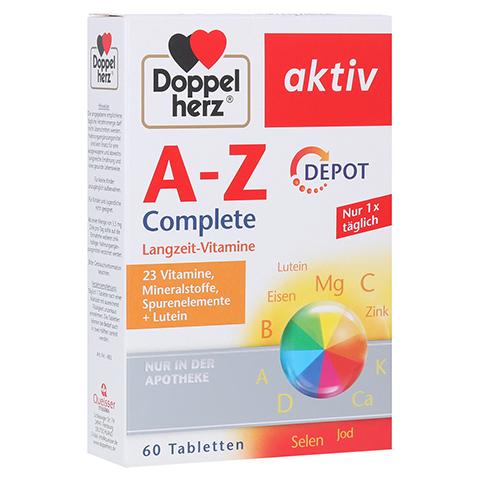 Doppelherz aktiv A-Z Depot Langzeit-Vitamine 60 Stück