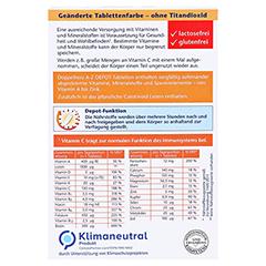 Doppelherz aktiv A-Z Depot Langzeit-Vitamine 60 Stück - Rückseite