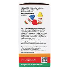 EIWEISS 100 Cappuccino Megamax Pulver 7x30 Gramm - Rechte Seite