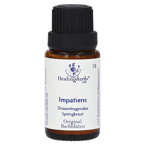 BACHBLÜTEN Impatiens Globuli Healing Herbs 15 Gramm