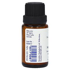 BACHBLÜTEN Impatiens Globuli Healing Herbs 15 Gramm - Rechte Seite