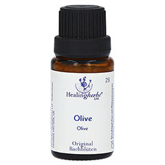 BACHBLÜTEN Olive Globuli Healing Herbs 15 Gramm