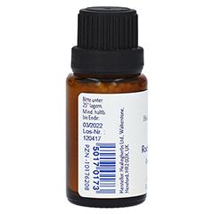 BACHBLÜTEN Rock Water Globuli Healing Herbs 15 Gramm - Rechte Seite