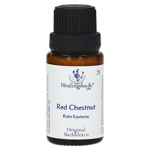 BACHBLÜTEN Red Chestnut Globuli Healing Herbs 15 Gramm