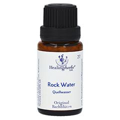 BACHBLÜTEN Rock Water Globuli Healing Herbs 15 Gramm