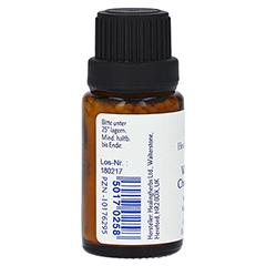 BACHBLÜTEN White Chestnut Globuli Healing Herbs 15 Gramm - Rechte Seite