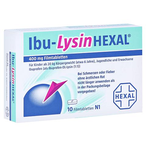 Ibu-LysinHEXAL 10 Stück N1