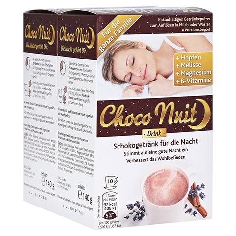Choco Nuit Drink 20 Stück