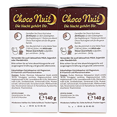 Choco Nuit Drink 20 Stück - Linke Seite