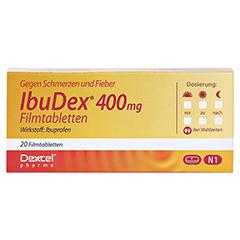 IbuDex 400mg 20 Stück - Vorderseite