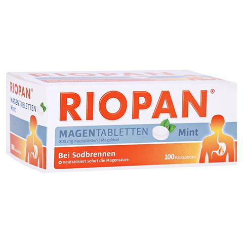 Riopan Magen Tabletten Mint 100 Stück N3