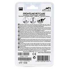 Frontline Pet Care Zeckenhaken zur Zeckenentfernung 1 Stück - Rückseite