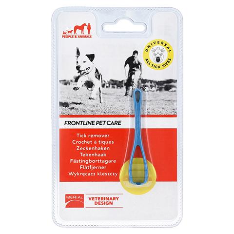 Frontline Pet Care Zeckenhaken zur Zeckenentfernung 1 Stück