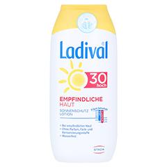 Ladival Empfindliche Haut Lotion LSF 30 200 Milliliter