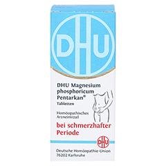 DHU Magnesium phos.Pentarkan Periodenschmerz Tabl. + gratis G&U Rezeptbuch 80 Stück N1 - Vorderseite