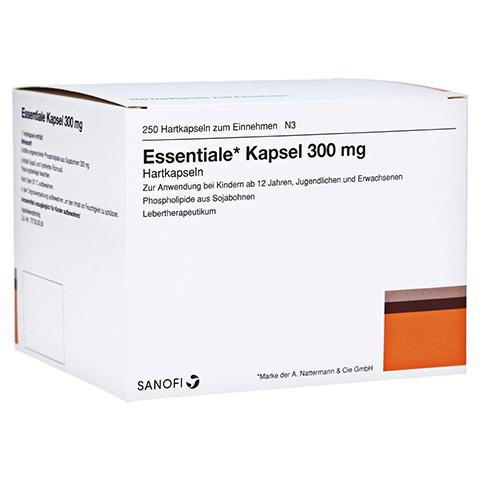 Essentiale Kapsel 300mg 250 Stück