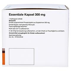 Essentiale Kapsel 300mg 250 Stück - Linke Seite