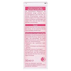 WELEDA Mandel wohltuende Feuchtigkeitspflege 30 Milliliter - Rückseite