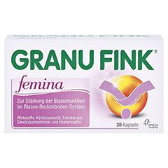 GRANU FINK femina 30 Stück - Vorderseite