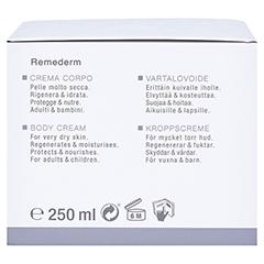 WIDMER Remederm Körpercreme leicht parfümiert 250 Milliliter - Linke Seite