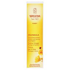 WELEDA Calendula Gesichtscreme 10 Milliliter - Vorderseite
