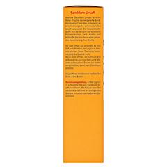 WELEDA Sanddorn Ursaft 200 Milliliter - Linke Seite