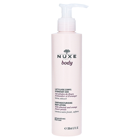 NUXE Body Lait Fluide Corps Hydratant 24 h 200 Milliliter