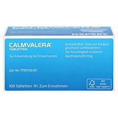 CALMVALERA Hevert Tabl. 100 Stück N1 - Unterseite