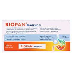 Riopan Magen Gel 10x10 Milliliter - Rückseite