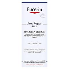 EUCERIN UreaRepair PLUS Lotion 10% 400 Milliliter - Vorderseite