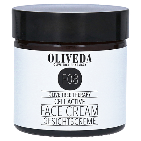 Oliveda F08 Gesichtscreme Cell Active 50 Milliliter