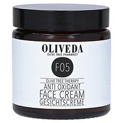 Oliveda F05 Gesichtscreme Anti Oxidant 100 Milliliter