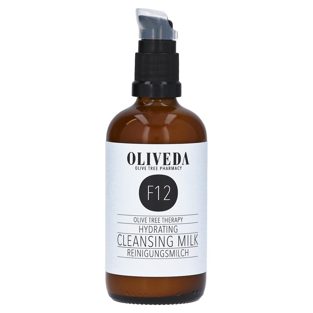 oliveda-f12-reinigungsmilch-hydrating-100-milliliter