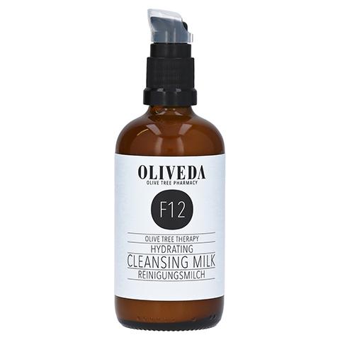 Oliveda F12 Reinigungsmilch - Hydrating 100 Milliliter