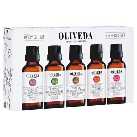 Oliveda Körperöle-Set 1 Stück