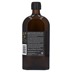 Oliveda I56 Extra Virgin Olivenöl 500 Milliliter - Rückseite