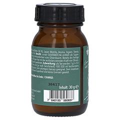 Oliveda I48 OliveMatcha Beauty Cleanser 30 Gramm - Rechte Seite