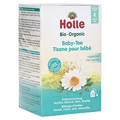 HOLLE Bio Baby-Tee Aufgussbeutel 20x1.5 Gramm