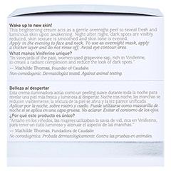 CAUDALIE Vinoperfect Nachtcreme m.Glykolsäure 50 Milliliter - Rechte Seite